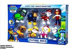 Игровой набор фигурок Paw Patrol Щенячий патруль