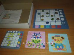 Coloformix Djeco - игра на изучение форм, цветов для малышей