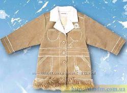 Пальто для девочки Mariquita