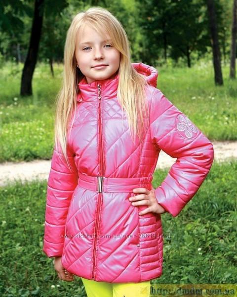 Демисезонная куртка для девочки Baby Line