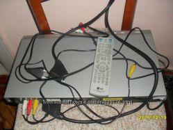 DVDVCDCD  Player фирмы LG в отличном состоянии