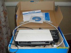 модем TP-LINK   External ADSL2Router