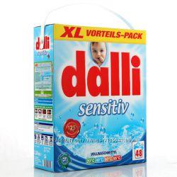Стиральный порошок для детей Dalli Sensitiv