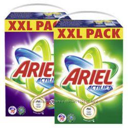 Немецкий cтиральный порошок Ариель Ariel на100ящий
