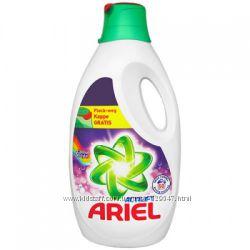 Гель Ariel для стирки, чистая Германия, не Belgium