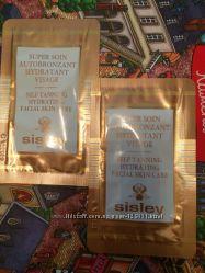 sisley крем-автозагар для лица пробник оригинал