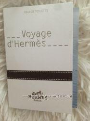 Voyage dHermes пробник оригинал