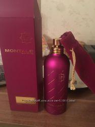 остаток в родном флаконе 24мл Montale Roses Musk  оригинал