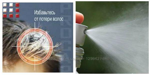 Спрей-сыворотка против выпадения волос с Procapil.