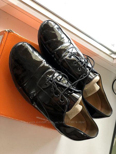 Фирменные танцевальные туфли Eckse Стандарт