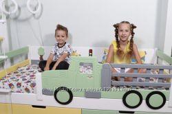 Детская мебель Грузовичок для мальчика