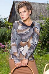Женская блузка ТМ ВОЛ Cornett размер 2XL