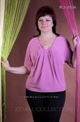 Женская блузка ТМ ZEMAL размер 54
