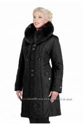 Зимнее женское пальто ТМ Nui Very Харьков размер 56