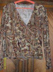 Женские блузки б. у. размер L наш 46