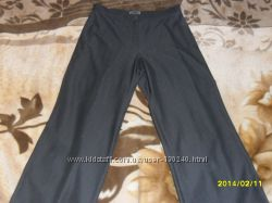 Женские брюки б. у. деми-лето размер 46-52.