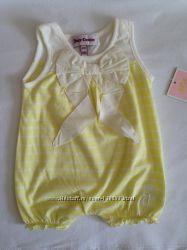 Боди для новорожденной принцессы Juicy Couture, оригинал