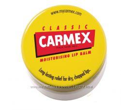 Бальзам для губ Carmex Lip Balm Jar Original