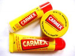 Любимые бальзамы для губ Carmex
