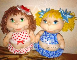 Забавные   куклы- пупсы