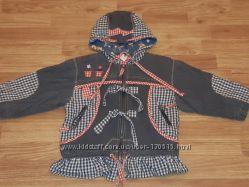 Куртка ветровка фирмы Stummer. Австрия.  Для девочки на 2 - 3 года.