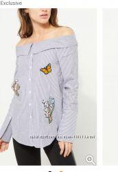 Блузка, рубашка ROMEO & JULIET с американского сайта. Новая.