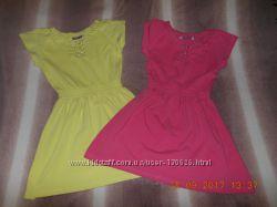 Летние платья для девочки р. 134-140