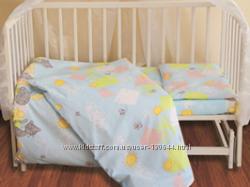 Детская постелька ТЕП в кроватку отличного качества