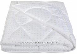 Одеяла и подушки с наполнителем искусственный пух Лебяжий пух