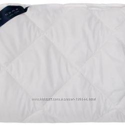 Детское одеяло белое Luxe Baby