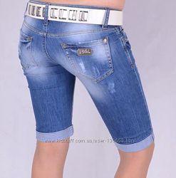 Шорты джинсовые маленькие размеры 25 и 26р. Ликвидация товара Новые