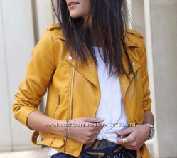 Куртки - косухи з еко шкіри 4 кольори . Обирай свою