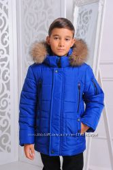 Зимняя куртка - парка Дэнни