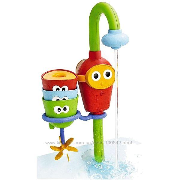 Фонтанчик для игры в ванной