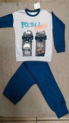 Пижама для мальчика подростка