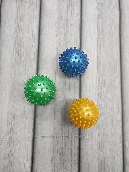 Мячики с пупырышками