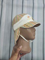 Кепка панамка с защитой шеи и ушей