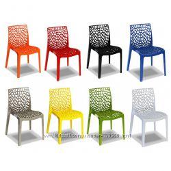 Пластиковые стулья и кресла Grand Soleil Италия. Большой выбор.