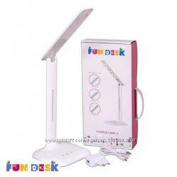 Настольные лампы для школьников от FunDesk обеспечат Правильное освещение