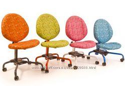 Кресло Эрго PONDI расцветка в ноты. Новинка. Гарантия. Бесплатная доставка