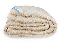 Одеяло Аляска leleka Textile, натуральная овечья шерсть
