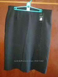 Новая юбка, ниже колен 60 размер
