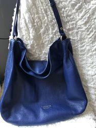 Оригинальная сумка из натуральной кожи Tosca Blu