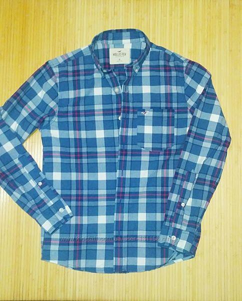 Подростковая рубашка Hollister california, размер xs