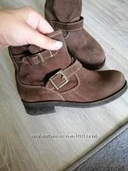 Деми ботинки девочке Mango