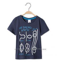 Новые стильные футболки р. 122 фирмы Palomino C&A