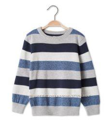 Новый хлопковый свитер, кофта р. 128 фирмы Palomino C&A