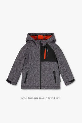 Новая демисезонная термокуртка Softshell р. 92 фирмы Palomino C&A