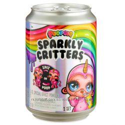 Poopsie sparkly critters Пупси слайм