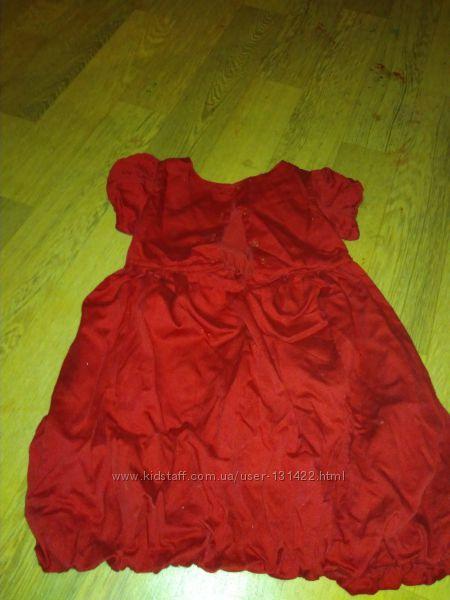 Платье MOTHERCARE в отличном состоянии